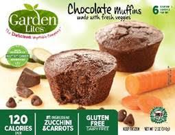 garden lights muffins