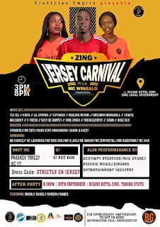 Frontline Empire Presents Jersey Carnival With MC Wingalo