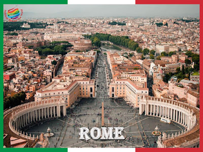 Tourism in Rome, Italy