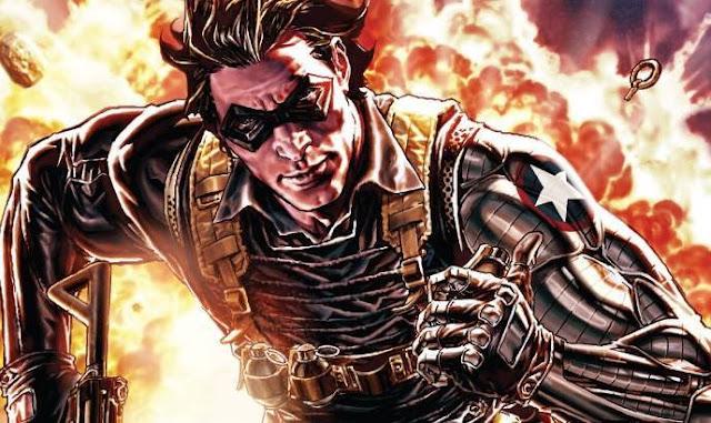 Asal-Usul dan Kekuatan Winter Soldier (Bucky Barnes) dari Marvel Comics