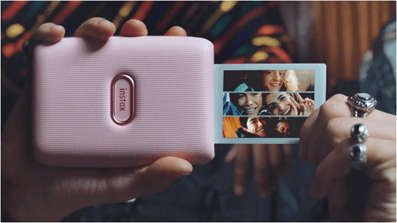 Fujifilm launches instax mini Link smartphone printer!