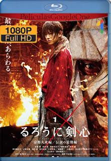 Rurouni Kenshin: Kyoto en llamas [2014] [1080p BRrip] [Latino-Inglés] [GoogleDrive]