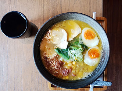 Pengalaman Terjebak Makan Ramen, Lalu Menemukan Chin Ma Ya Ramen Halal di BSD