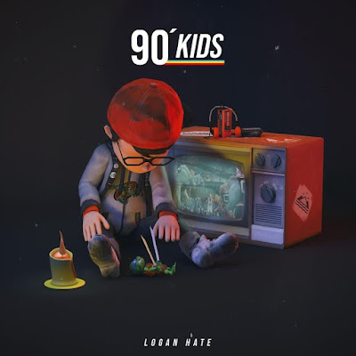 Single: Logan Hate - 90's Kids [2019]