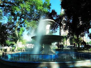 Praça Thomaz Pereira, Venâncio Aires (RS)