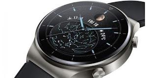 ساعة جي تي 2 برو الجديدة  بمواصفات عالية من شركة هواوي