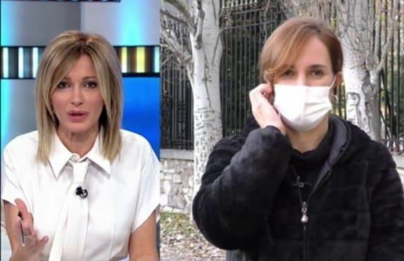 Mónica García y Susanna Griso