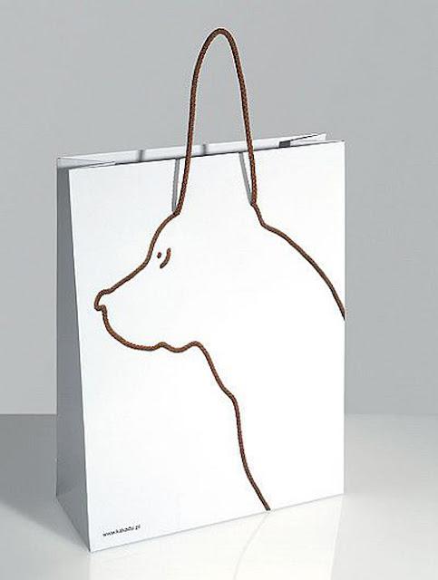 Desain Paper Bag/ Tas Belanja Kuda