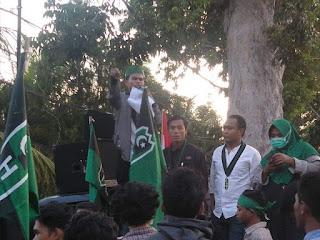 Badko HMI Nusra Minta Komnas HAM Usut Dugaan Pelanggaran HAM Saat Aksi Di Bawaslu RI
