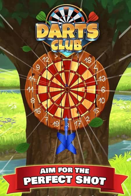 Darts Club v2.9.13MOD, Unlimited Coins/Gems - Game thể thao cho điện thoại