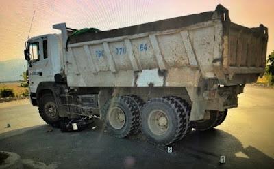 Khánh Hòa: Bị xe ben cán, người đàn ông t.ử v.o.n.g