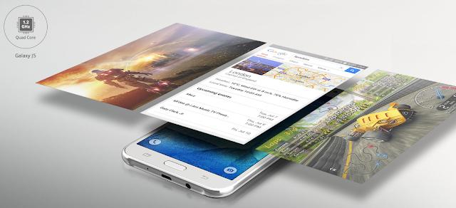 Samsung Galaxy J5 Powerful Performance