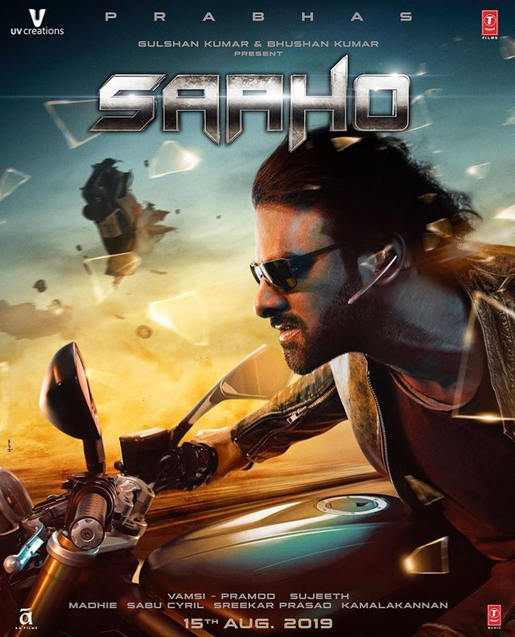 Saaho (2019) Hindi Full Movie Download | Pre-DvDRip – 480P | 720P – x264 – 400MB | 700MB | 1.2GB – Download & Watch Online