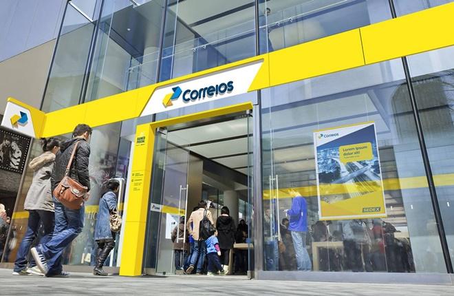 Correios anunciam o fechamento de 250 agências para reduzir custos