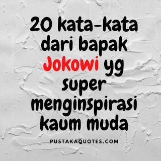 JOKOWI presiden ke 7 INDONESIA