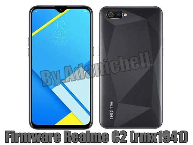 Official Firmware Realme C2 (rmx1941) Tested Free Download