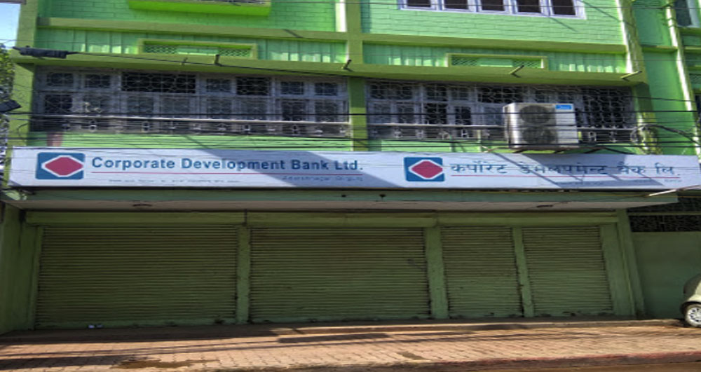 Corporate Development Bank