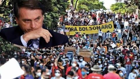 Após atos, Bolsonaro começa a conhecer o seu maior adversário