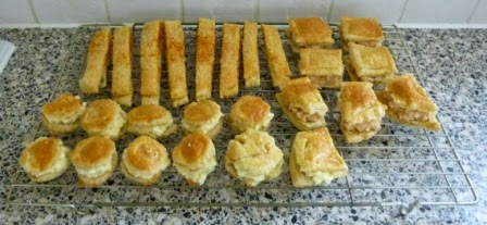Cooking with Genius Gluten Free shortcrust and puff pastry