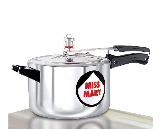Hawkins Miss Mary Aluminium Pressure Cooker