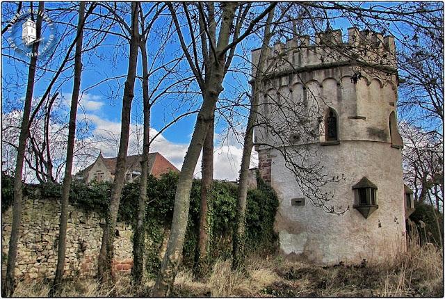 ROSHEIM (67) - Portes et remparts médiévaux extérieurs