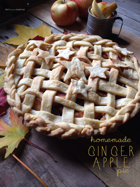 Ginger Apple Pie8 5 Thanksgiving-Worthy Pies 14