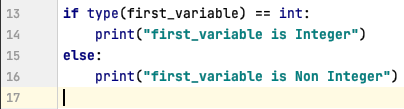 Variables in Python