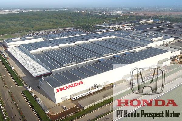 Lowongan Kerja PT. Honda Prospect Motor Terbaru 2018