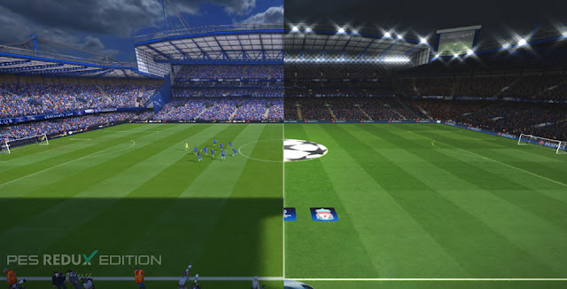 PES 2017 Stamford Bridge (Chelsea) Stadium by S.Elafify
