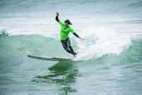 3 Federico Nesti Longboard Pro Biarritz foto WSL Damien Poullenot