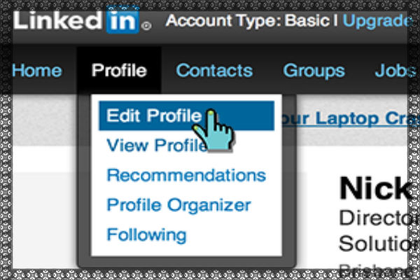 Tips-to-Create Impactful LinkedIn professional Profile-600x400