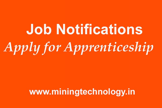Interviews for Graduate & Technician Apprentices on 26.07.2019 & 27.07.2019 at Hyderabad