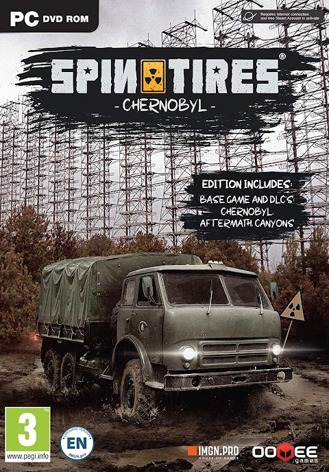 Download spintires chernobyl (2019) for pc