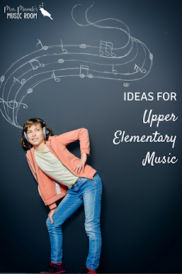 Ideas for the upper elementary classroom: Includes links to great blog posts with videos, songs, games, and more!