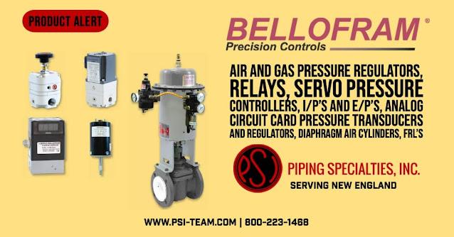 Bellofram Precision Controls in New England