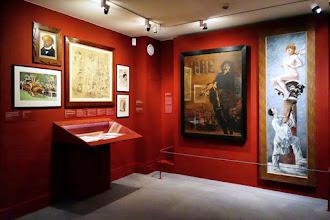 Expo : Collection Weisman & Michel - Fin de siècle - Belle Epoque (1880-1916) - Musée de Montmartre - Jusqu'au 19 janvier 2020