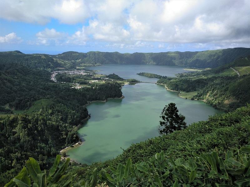 Sete Cidades: el lugar más visitado de Azores