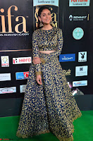 Aditi Rao Hydari in a Beautiful Emroidery Work Top and Skirt at IIFA Utsavam Awards 2017  Day 2 at  13.JPG