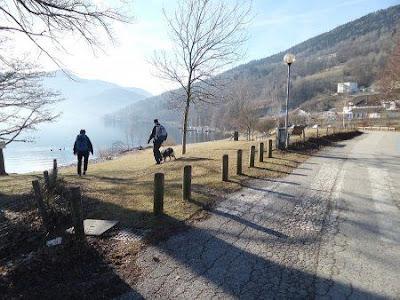 Passeggiata lungo il Lago di Caldonazzo (Trento) Gite e vacanze in Trentino