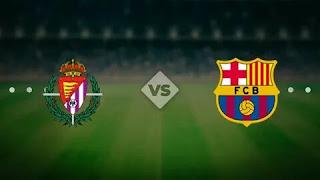 Вальядолид – Барселона где СМОТРЕТЬ ОНЛАЙН БЕСПЛАТНО 23 декабря 2020 (ПРЯМАЯ ТРАНСЛЯЦИЯ) в 00:00 МСК.