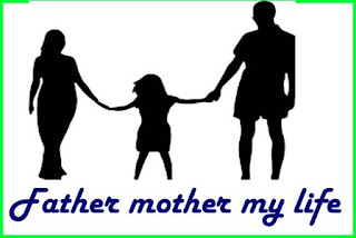 Father mother my life रिलेशन
