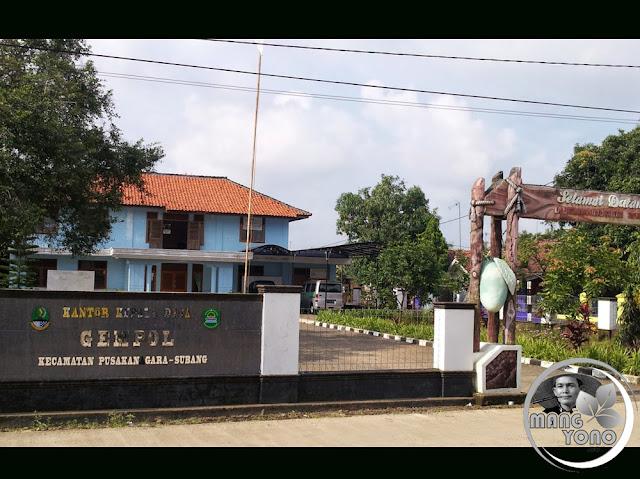 Kantor Desa Gempol, Kecamatan Pusakanagara