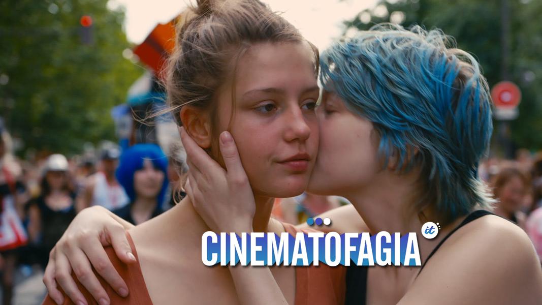 """""""Azul é a Cor Mais Quente"""" é, além de um fenômeno cinematográfico, uma das mais poderosas histórias de amor já feitas na Sétima Arte"""