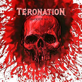 """Ο δίσκος των Teronation """"Bloody Mess"""""""