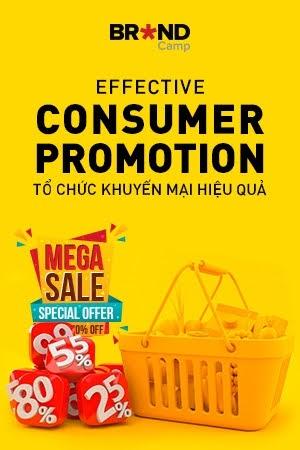 Effective Consumer Promotion: Tổ chức Khuyến mại Hiệu quả