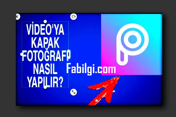 Telefondan Youtube Kapak Fotoğrafı Yapma Uygulaması 2021