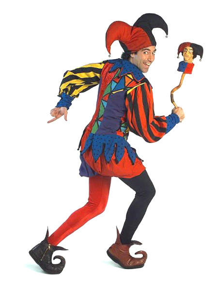 522 best Fantasy Medieval Muscians, Bards, and Court ...  Jester Middle Ages Wear