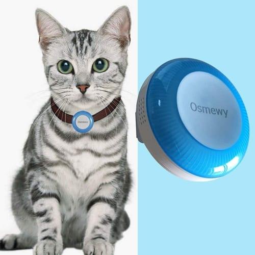 Review Osmewy GT025 Cat Dog Mini GPS Tracker