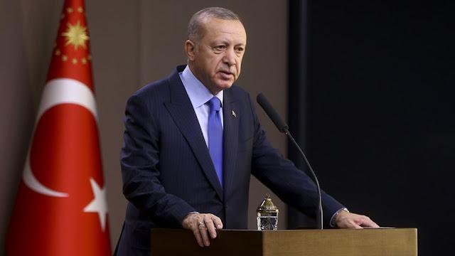Ερντογάν σε ΕΕ: Μη μας απειλείτε, έχουμε 4 εκατομμύρια πρόσφυγες