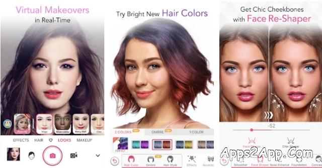 YouCam Makeup Pro Mod APK Download